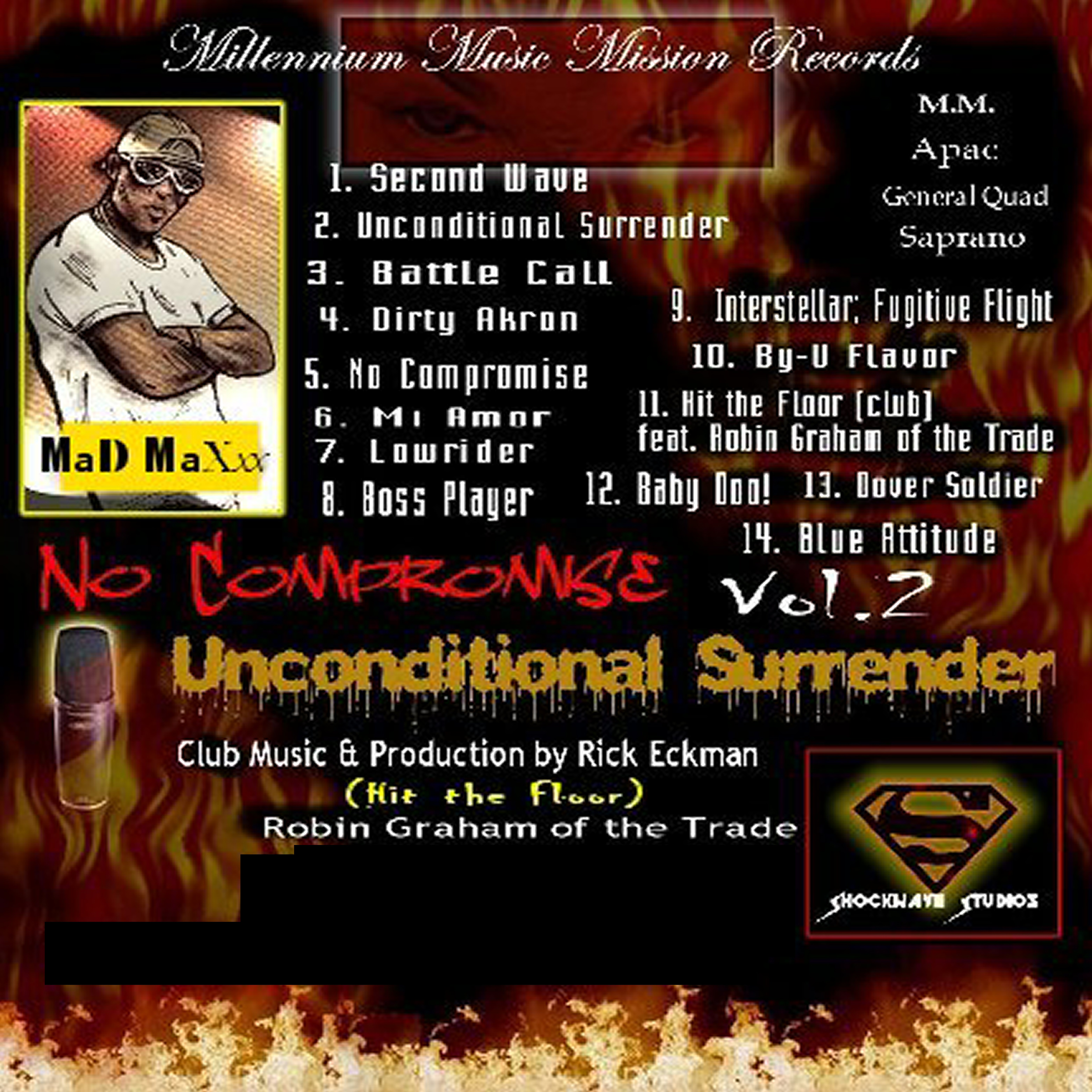 NO Compromise volume two