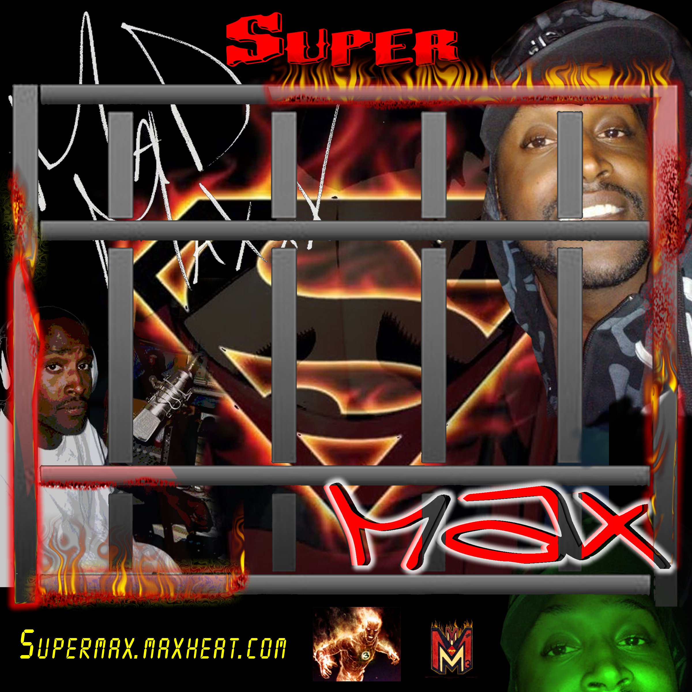 SUPERMAX the Album
